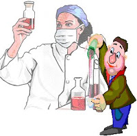 jenis reaksi kimia laboratorium