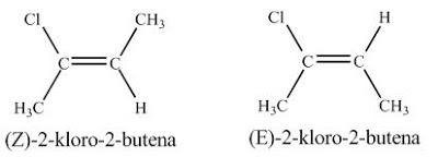 isomer e-z