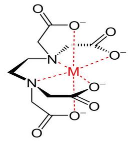 kompleks logam EDTA