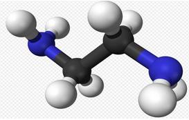 etilendiamin ligan