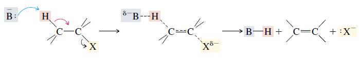 reaksi e2
