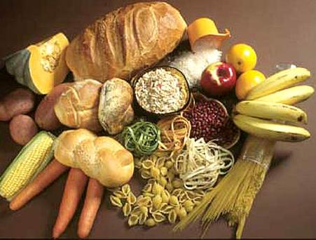 makanan tinggi karbohidrat